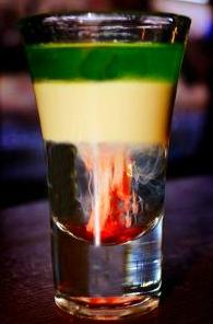 хиросима коктейль рецепт с фото