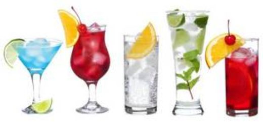 Пять крепких коктейлей