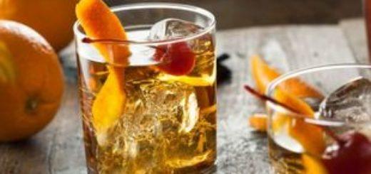 Коктейль с виски в домашних условиях