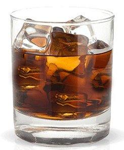 Ккоктейль Виски с колой