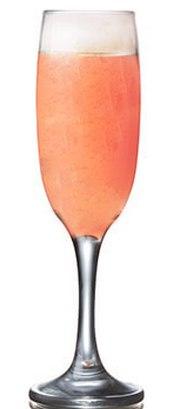 Коктейль с шампанским Беллини