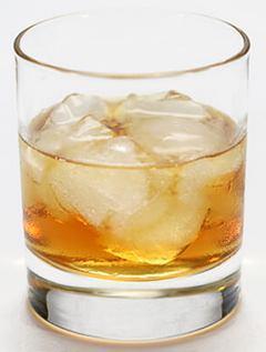 Алкогольный коктейль Крестный отец