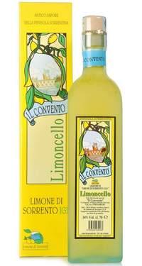Алкогольный ликер Лимончелло