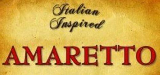 Логотип ликера Амаретто