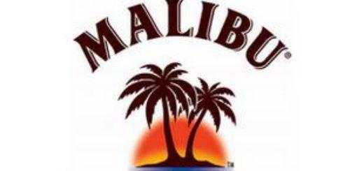 Логотип кокосового ликера Малибу