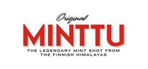 Логотип ликера Minttu