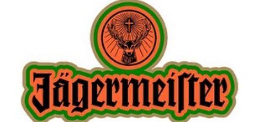 Логотип ликера Егермейстер