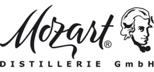 Логотип ликера Моцарт