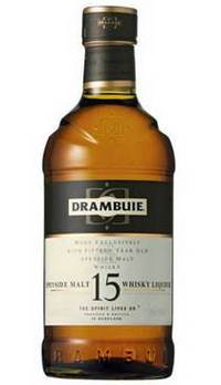 Шотландский ликер Драмбуи