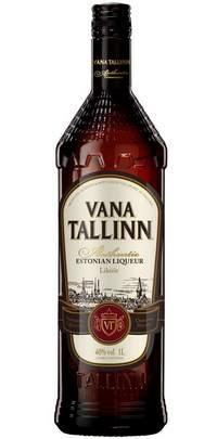 Бутылка ликера Вана Таллин