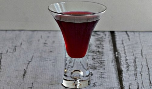 Алкоголь из вишни