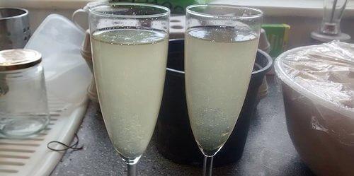 Домашнее самодельное шампанское