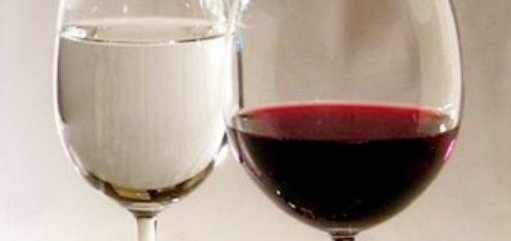 Вино в домашних условиях с водой