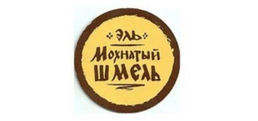 Эмблема пива Мохнатый Шмель