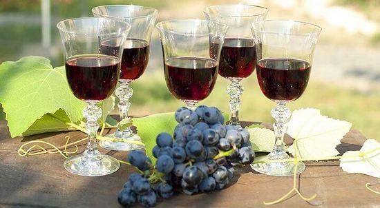напиток из винограда изабелла